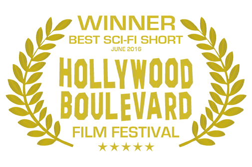 Hollywood Boulevard Film Festival WINNER / BEST SCI-FI SHORT
