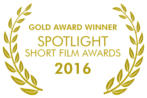 Spotlight Short Film Awards GOLD AWARD WINNER