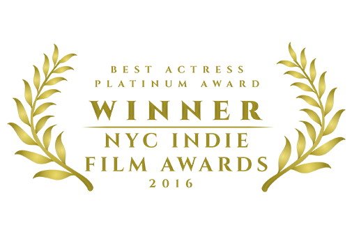 NYC Indie Film Awards : Best Actress Platinum Award (Chiharu Kimura)