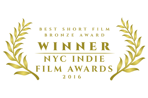 NYC Indie Film Awards : Best Short Film Bronze Award (NARICHIKA OTO & WATARU YANAGIDA)
